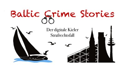 Logo der Baltic Crime Stories